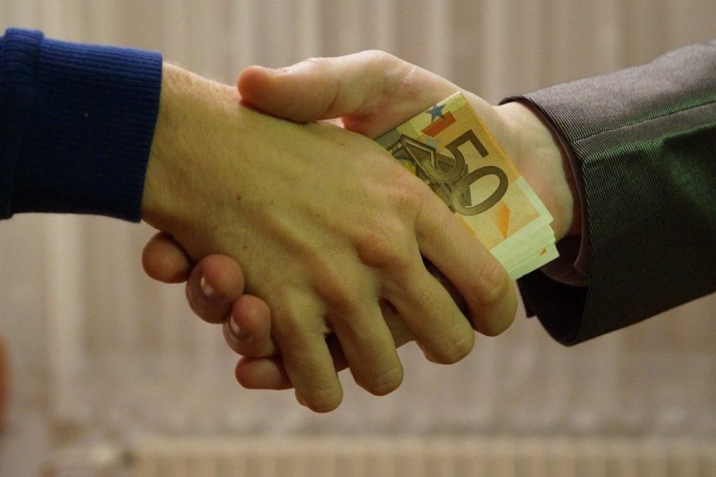 Geld verleihen an Freunde und Familie
